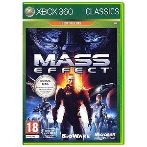 Jogo Mass Effect - Xbox 360 [Europeu]