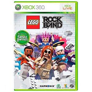 Jogo Lego Rock Band - Xbox 360