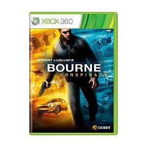 Jogo Robert Ludlum's The Bourne Conspiracy - Xbox 360