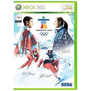 Jogo Vancouver 2010 - Xbox 360