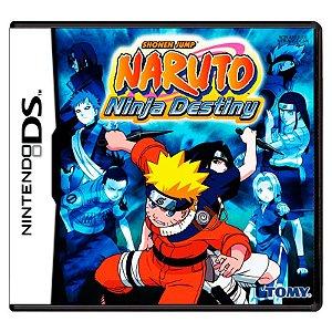 Jogo Naruto: Ninja Destiny - DS