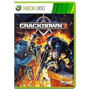 Jogo Crackdown 2 - Xbox 360
