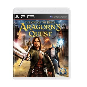 Jogo The Lord of the Rings: Aragorn's Quest - PS3