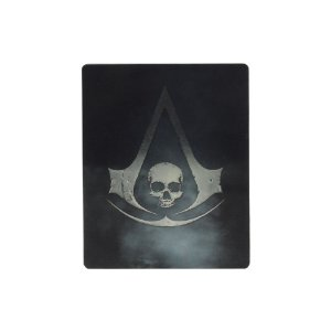 Jogo Assassin's Creed IV: Black Flag + Soundtrack (SteelCase) - Xbox One
