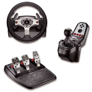 Logitech Volante G25 Racing Wheel - PC e PS2
