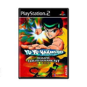 Jogo Yu Yu Hakusho: Dark Tournament - PS2