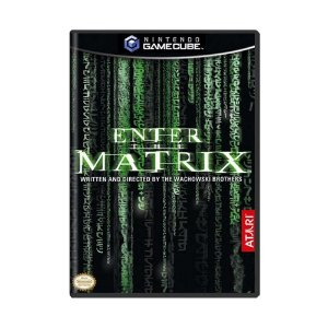 Jogo Enter the Matrix - GameCube