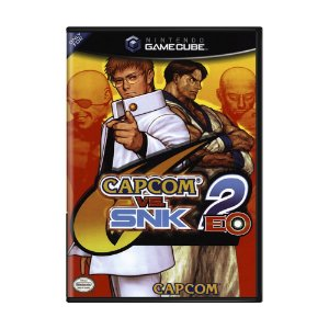Jogo Capcom vs. SNK 2 EO - GameCube