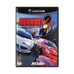 Jogo Burnout 2: Point of Impact - GC