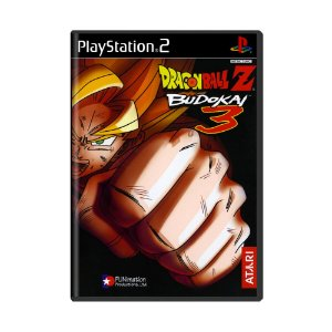 Jogo Dragon Ball Z: Budokai 3 - PS2