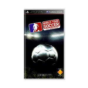 Jogo World Tour Soccer: Challenge Edition - PSP [Europeu]