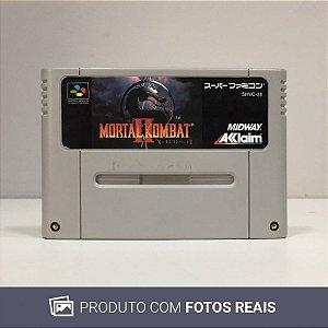 Jogo Mortal Kombat II - Super Famicom