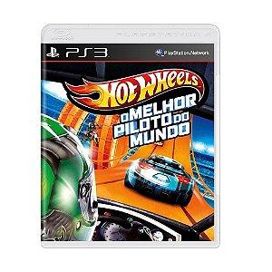 Jogo Hot Wheels: O Melhor Piloto do Mundo - PS3