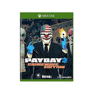 Jogo Payday 2 (Criminal Wave) - Xbox One