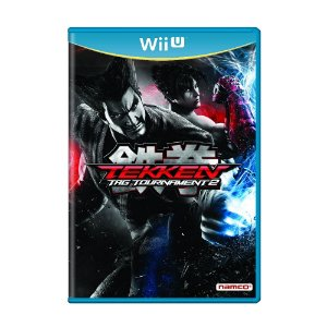 Jogo Tekken Tag Tournament 2 (Wii U Edition) - Wii U