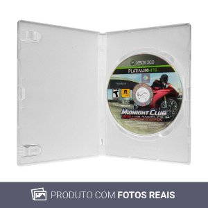 Jogo Midnight Club: Los Angeles - Xbox 360 (Sem Capa)