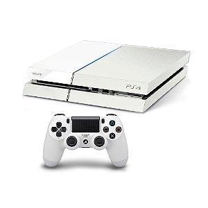 Console PlayStation 4 500GB Branco - Sony