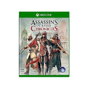 Jogo Assassin's Creed: Chronicles - Xbox One