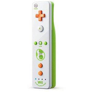 Controle Nintendo Wii Remote Plus Yoshi- Wii U e Wii