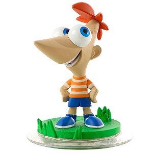Boneco Disney infinity: Phineas