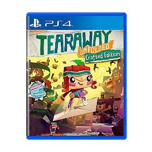 Jogo Tearaway Unfolded (Edição Crafted) - PS4