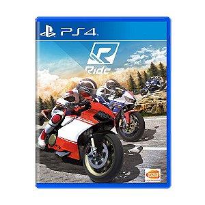 Jogo Ride - PS4