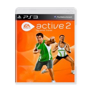 Jogo Ea Sports Active 2: Personal Trainer - PS3