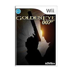 Jogo 007 Goldeneye - Wii