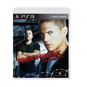 Jogo Prison Break: The Conspiracy - PS3