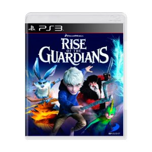 Jogo Rise of the Guardians - PS3