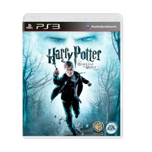Jogo Harry Potter e as Relíquias da Morte Parte 1 - PS3