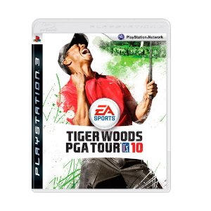 Jogo Tiger Woods PGA Tour 10 - PS3