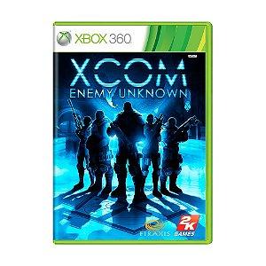 Jogo XCOM: Enemy Unknown [Japonês] - Xbox 360