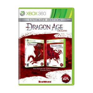 Jogo Dragon Age: Origins (Ultimate Edition) - Xbox 360