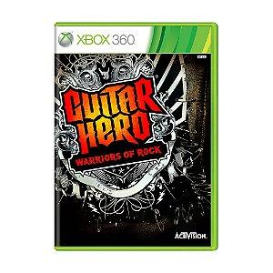 Jogo Guitar Hero: Warriors of Rock [Europeu] - Xbox 360