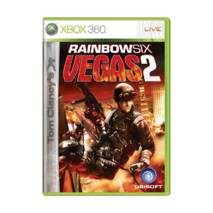 Jogo Tom Clancy's: Rainbow Six Vegas 2 - Xbox 360