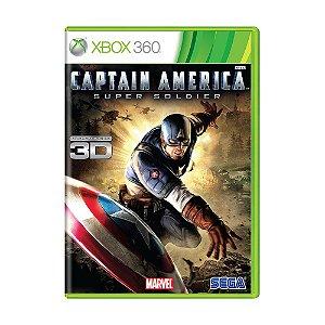Jogo Captain America: Super Soldier - Xbox 360