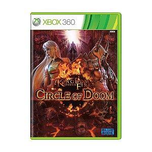 Jogo Kingdom Under Fire: Circle of Doom - Xbox 360