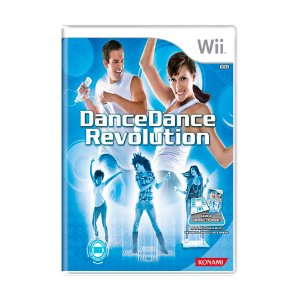 Jogo Dance Dance Revolution - Wii