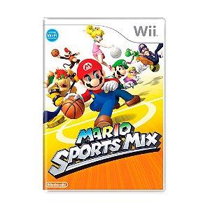 Jogo Mario Sports Mix - Wii