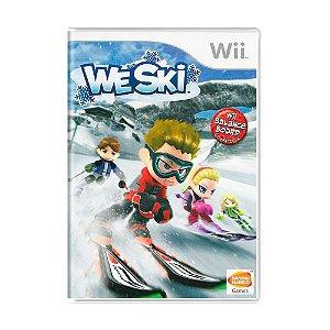 Jogo We Ski - Wii