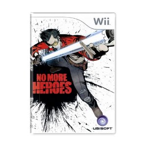 Jogo No More Heroes - Wii