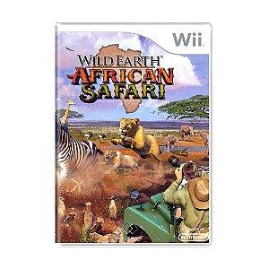 Jogo Wild Earth: African Safari - Wii