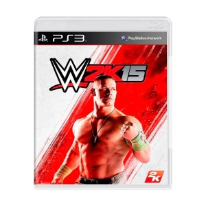 Jogo WWE 2K15 - PS3
