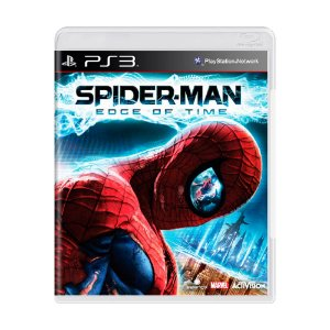 Jogo Spider-man: Edge of Time - PS3
