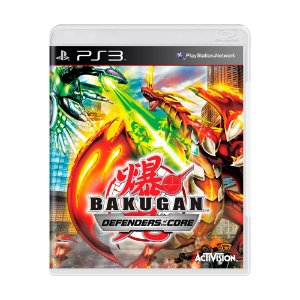 Jogo Bakugan: Defenders of The Core - PS3