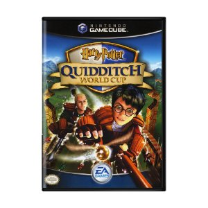 Jogo Harry Potter: Quidditch World Cup - GameCube