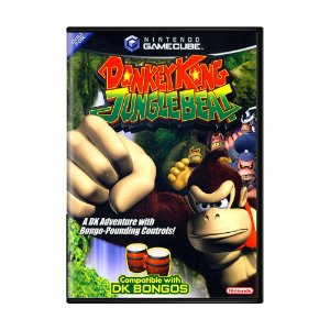 Jogo Donkey Kong: Jungle Beat - GameCube