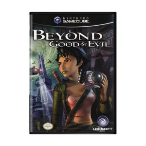 Jogo Beyond Good & Evil - GameCube