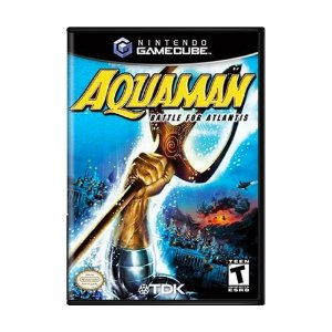 Jogo Aquaman - GC - GameCube